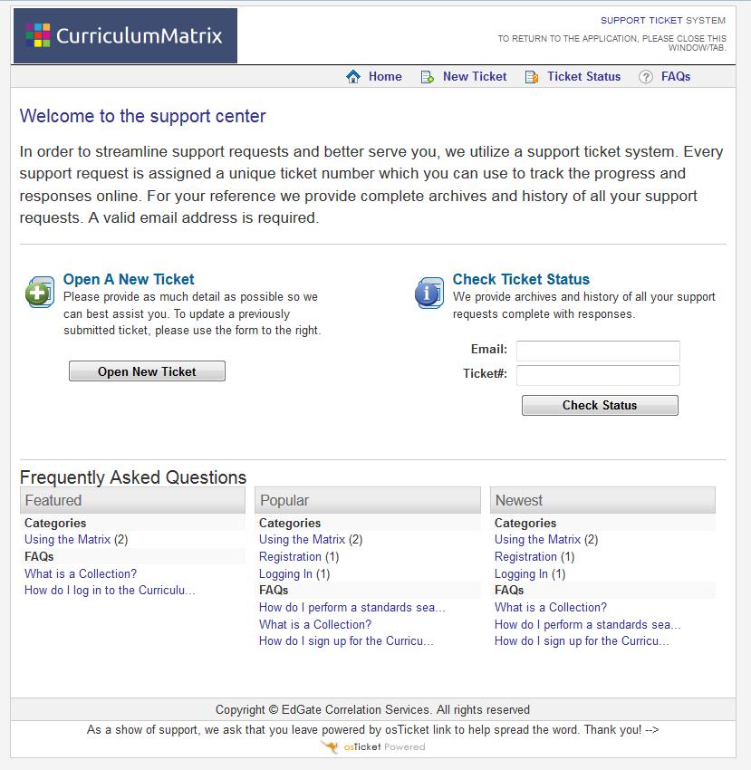 Curriculum Matrix User Guide – Inner Planets Worksheet